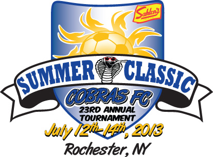 2013 Tournament Logo